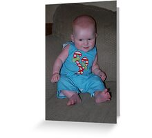 Our Eli.... Greeting Card