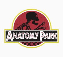 Anatomy Park sticker shirt mug pillow movie poster by lavalamp