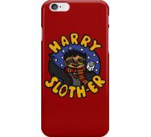 Harry Sloth-er iPhone Case/Skin
