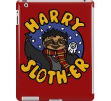Harry Sloth-er iPad Case/Skin