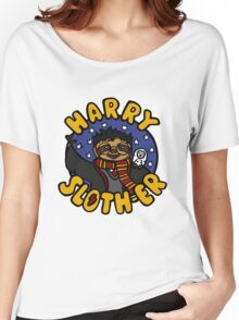 Harry Sloth-er Women's Relaxed Fit T-Shirt
