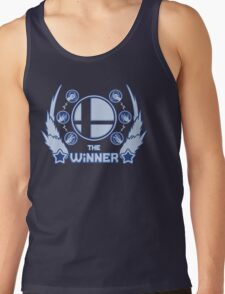 Super Smash Bros Tank Top