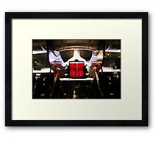Ayrton Senna - 1994 Williams Framed Print