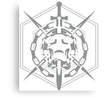 Raid Gear Canvas Print