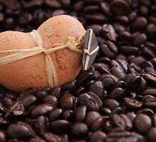 Loving Coffee by Norbert Rehm