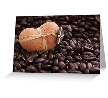 Loving Coffee Greeting Card