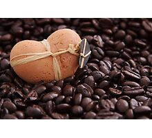 Loving Coffee Photographic Print