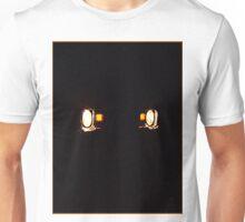 Caught in the dark Unisex T-Shirt