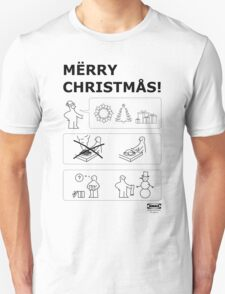 How To Have A Merry Christmas Unisex T-Shirt