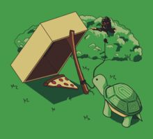 Turtle Trap by manikx