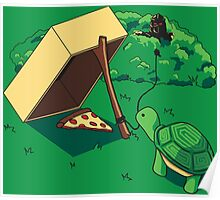Turtle Trap Poster
