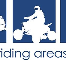 Keep Riding Areas Open - Off Road, Motorcycle, Quad, Buggy by Janja