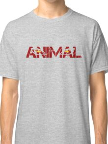 Gym Badass  Classic T-Shirt