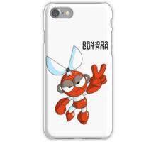 Megaman Robot Master - Cutman iPhone Case/Skin