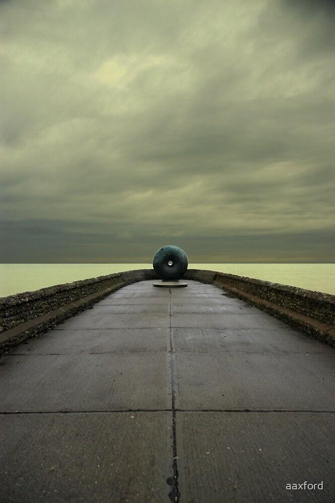 The Big Green Bagel, Brighton by aaxford