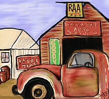 RepairShop by Tracey Pearce