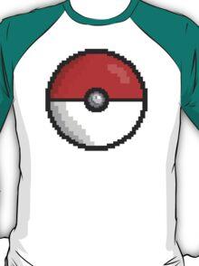 Pixel Pokeball T-Shirt
