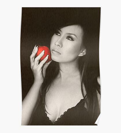 The Forbidden Fruit  Poster