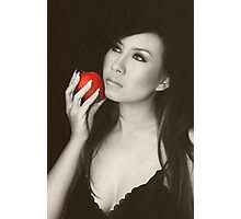 The Forbidden Fruit  Photographic Print