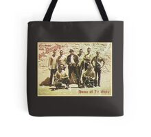 Greetings from San Quentin Tote Bag