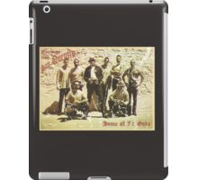 Greetings from San Quentin iPad Case/Skin