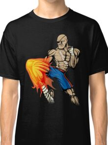 Tiger Knee Sagat Classic T-Shirt