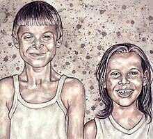 Siblings by Rachelle Dyer