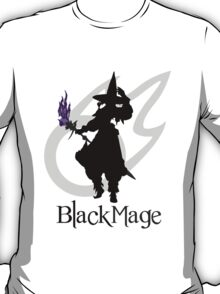 Black Mage - Final Fantasy XIV T-Shirt