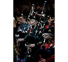 Pipers Photographic Print