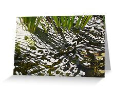Pond Greeting Card
