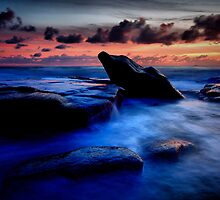 Idle Rock by Garry Schlatter