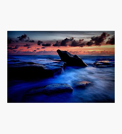 Idle Rock Photographic Print
