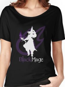 Black Mage - Final Fantasy XIV [black] Women's Relaxed Fit T-Shirt