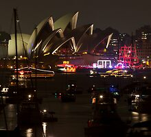 NYE Opera House by CRSPHOTO