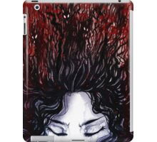 wander by mistake iPad Case/Skin