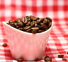 Coffee beans by Dipali S
