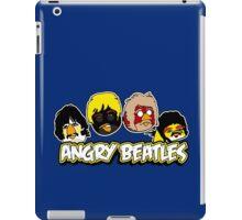 Angry Birds Parody- Angry Beatles iPad Case/Skin