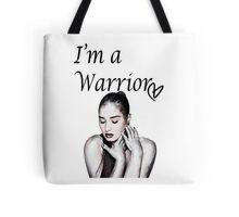 Demi Lovato Warrior Tote Bag