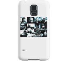 Think Differently  Homeage to Steve Jobs Samsung Galaxy Case/Skin