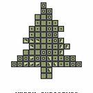 Tetrismas Tree by byway