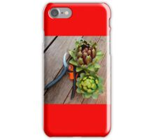 GARDENER iPhone Case/Skin