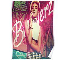Miley Bangerz Poster