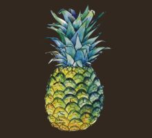 Pineapple by RiverbyNight