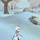 Olaf from Frozen 5 by LokiLaufeysen