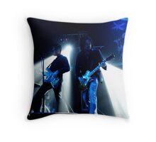 The Tea Party - Spotlight Silhouette Throw Pillow