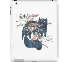 Bane - Feline Terrarium iPad Case/Skin