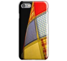 Patch work Lamp Shade iPhone Case/Skin