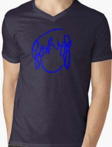 Scott Pilgrim VS the World - Have you seen a girl with hair like this...Ramona Flowers DARK BLUE T-Shirt