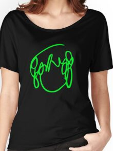 Scott Pilgrim VS the World - Have you seen a girl with hair like this...Ramona Flowers GREEN Women's Relaxed Fit T-Shirt