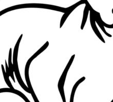 Sphynx cat Sticker